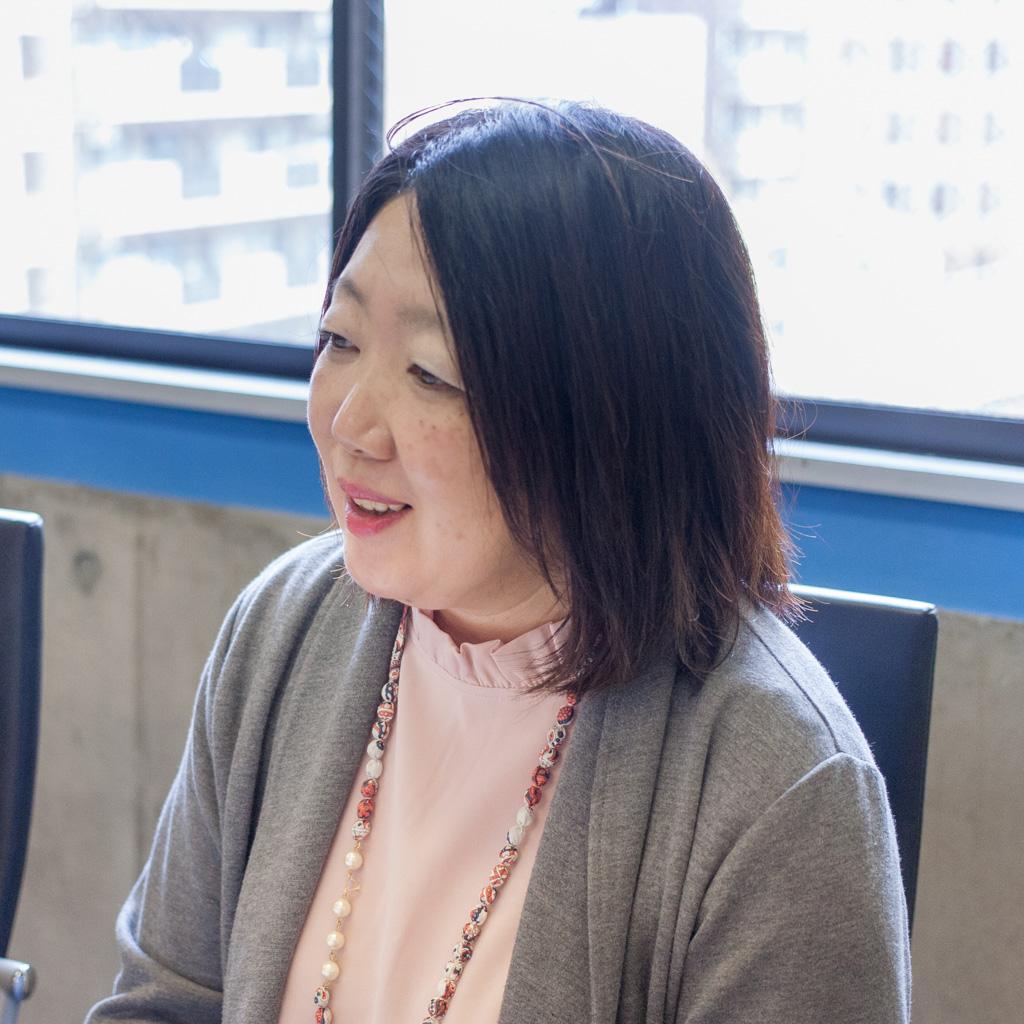 シニア産業カウンセラー 臨床発達心理士 飯代鈴乃さん