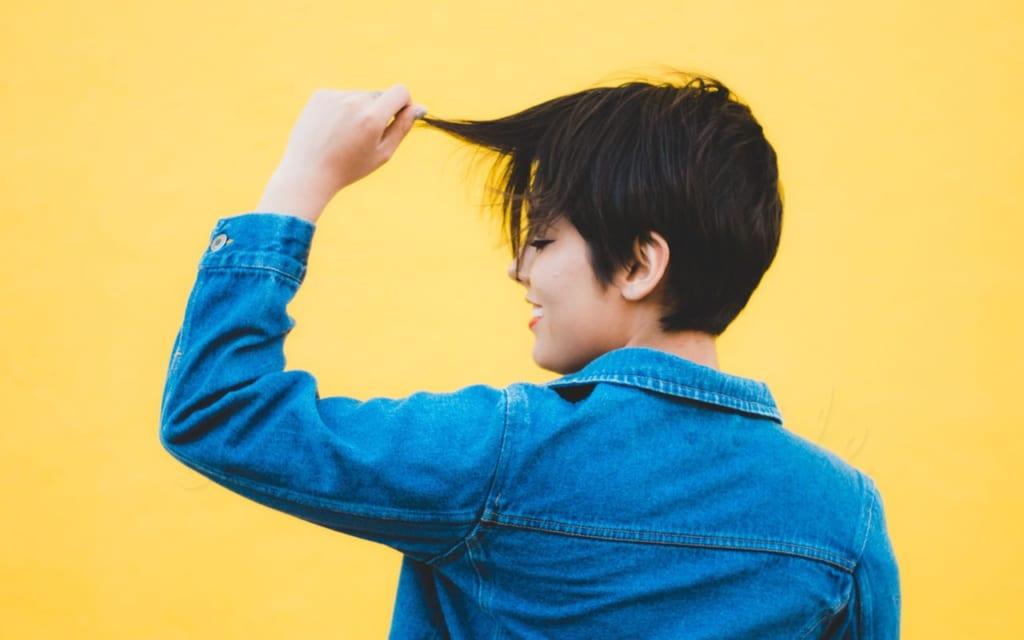 ショートヘアの女性の心理