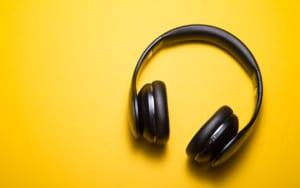 受容的音楽療法