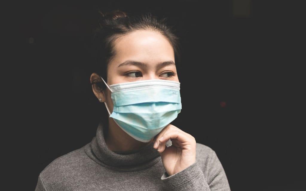 マスク依存の対策
